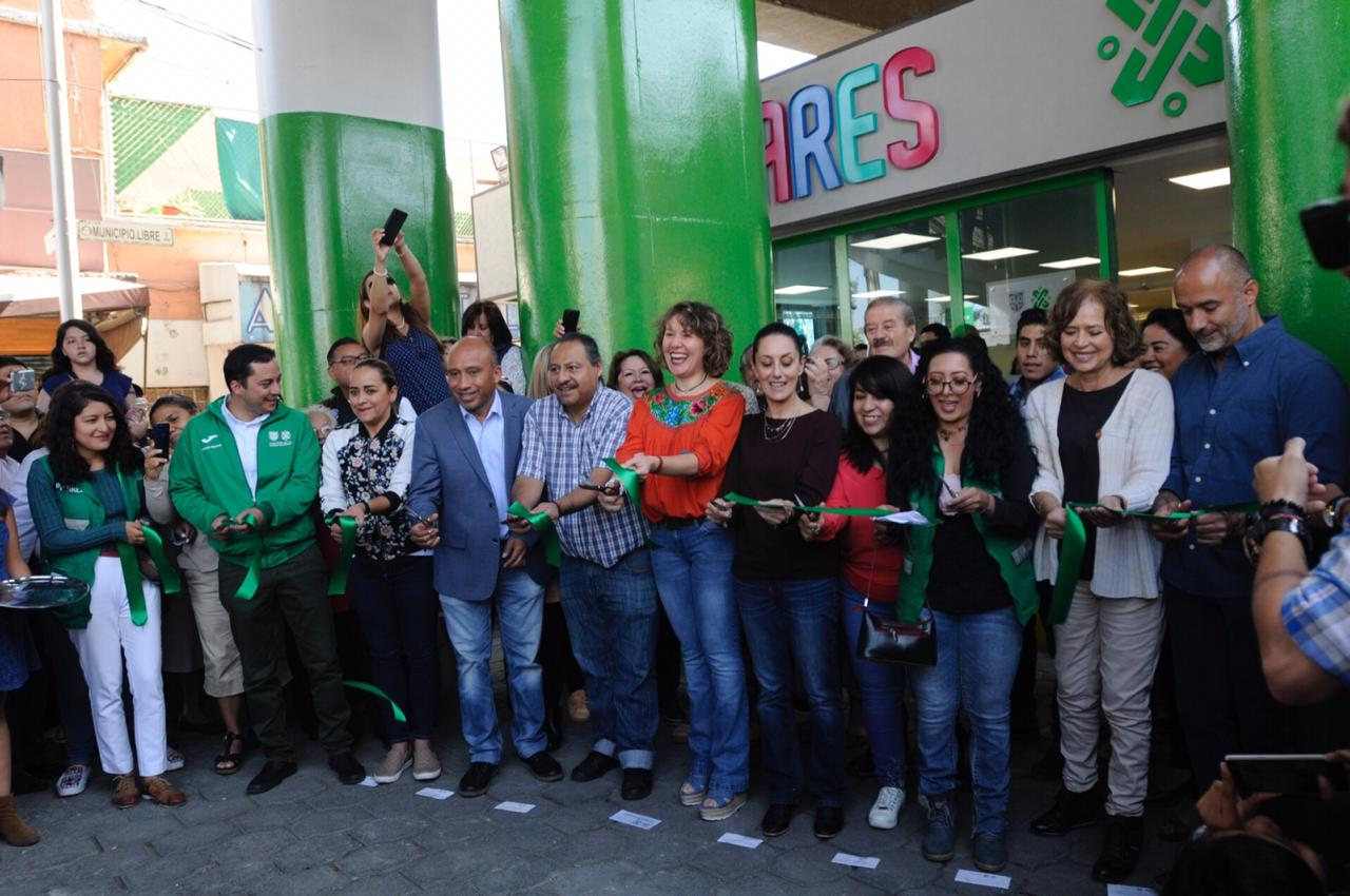 En Marcha Pilares Municipio Libre Primero En Benito Juárez